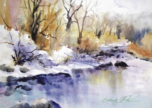 Featured Watercolour Artists
