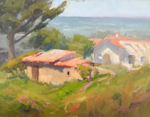 Becky Joy, Slikamilina Oil Painting Tours,
