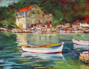 Steven R Hill, Slikamilina, pastel, pastels, tours, workshops, holidays, pleinair, painting, outdoors